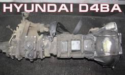МКПП Hyundai D4BA | Установка, гарантия, доставка, кредит