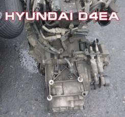 МКПП Hyundai D4EA | Установка, гарантия, доставка, кредит