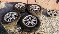Комплект штатных колес Toyota Prius 30