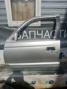 Дверь боковая Toyota Hilux Surf N185 передняя левая