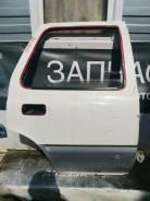 Дверь Toyota SURF, LN130, правая задняя