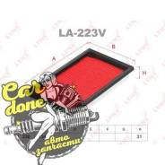 Фильтр воздушный Lynxauto LA223V LA223V