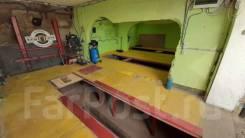 Аренда бокса почасовая (гараж на час) под авторемонт, самообслуживание. Вид изнутри