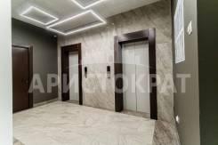 2-комнатная, улица Черняховского 11. 64, 71 микрорайоны, проверенное агентство, 62,0кв.м. Подъезд внутри