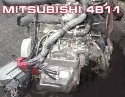 МКПП Mitsubishi 4B11 | Установка, гарантия, доставка, кредит