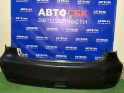 Бампер задний Nissan Almera RUS #G15 с 2012 года