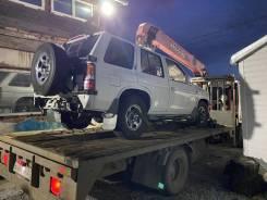 Кузов, Nissan Terrano, WBYD21