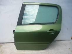 Дверь задняя левая Peugeot 307 2007 г. в
