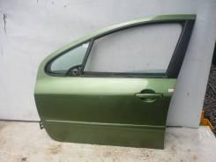 Дверь передняя левая Peugeot 307 2007 г. в