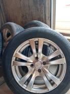 Продам комплект колес литье летняя резина