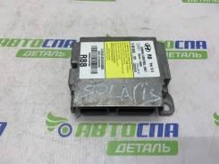 Блок SRS Hyundai Solaris 2013 [959101R000] Седан Бензин