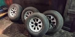 Продам колеса на УАЗ Патриот