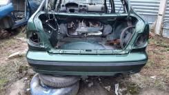 Бампер задний Nissan Almera N15 2000г хетчбек 850220N025 В Ступино