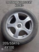 Продам комплект колес с литьем