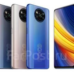 Xiaomi Poco X3 Pro. Новый, 128 Гб, Синий, Черный, 4G LTE, Dual-SIM, NFC