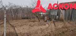 Продам участок на Тихой в районе улицы Можайской во Владивостоке. 650кв.м., собственность, электричество. Фото участка