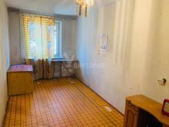 3-комнатная, улица Маковского 179. Океанская, агентство, 56,0кв.м. Комната