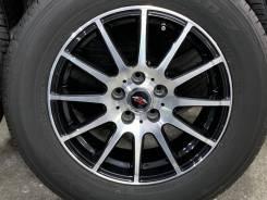 Weds Tead R15 5*100 6j et43 + 195/65R15 Toyo SD-7 2020