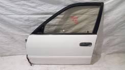 Дверь передняя левая Toyota Sprinter AE114 4AFE