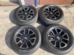 265/60R18 лето литьё оригинал R18 7.5j 30 6/139.7 Prado Hilux Lexus