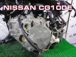 МКПП Nissan CG10DE | Установка, гарантия, доставка, кредит