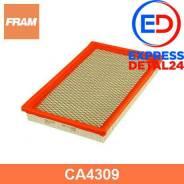 Фильтр воздушный (3k) FRAM CA4309 CA4309