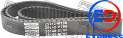 Ремень грм (6r) Febest 25140-M705