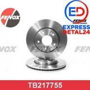 Диск тормозной перед прав/лев (6r) Fenox TB217755 TB217755