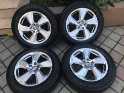 225/60R18 Dunlop PT30 + новые диски Toyota Rav4 - Япония