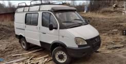 """ГАЗ Соболь. Продается ГАЗ 27527 """"Соболь"""", 2 200куб. см., 3 000кг., 4x4"""