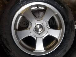 Комплект колес 195/65/15 5/100, 5/114.30 из Японии.