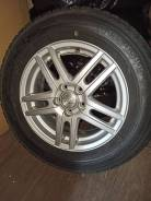 Колеса Weds Ravrion 195/65R15 5/100 Goodyear Ice Navi Hybrid Zea.