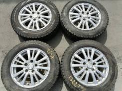 Отличная зима Pirelli 195/65 R15 на литье 5/114