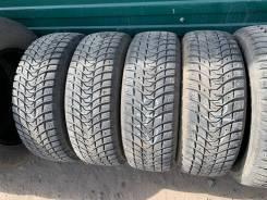 Michelin. зимние, шипованные, б/у, износ 10%
