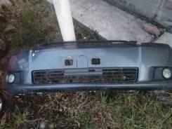 Передний бампер на Toyota wish