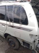 Крыло Nissan Bassara