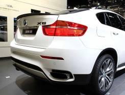 Спойлер багажника. BMW X6, E71, E72 M57D30TU2, N54B30, N55B30, N57D30OL, N57D30TOP, N57S, N63B44, S63B44, S63B44TX. Под заказ
