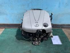 Двигатель 2GR-FSE Всборе Рестайлинг 2008 Lexus GS350