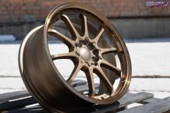 "NEW! Style Volk Racing CE28 R17 7.5j ET35 5*100/114.3. 7.5x17"", 5x100.00, 5x114.30, ET35, ЦО 73,1мм. Под заказ"