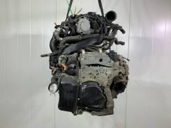 Двигатель дизельный BKD Skoda Octavia 2007 год