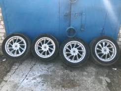 Комплект колес диски резина колеса r17 в сборе 215/55/17