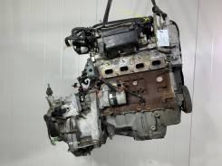 Двигатель бензиновый Renault Scenic 2004 K4M782