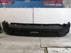 Ford EcoSport бампер задний