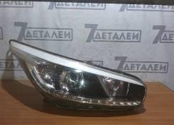 Фара правая Kia Ceed 2012-2015 LED дхо