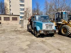 ЗИЛ Коммаш. Поливомоечный автомобиль КО-829А, 4 750куб. см.