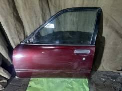 Дверь передняя левая Toyota Carina AT170 5AFE