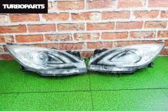 Фары (пара) Mazda Axela, Mazda3 BL [Turboparts]