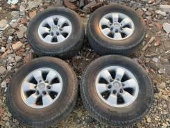 Комплект колёс на Toyota SURF