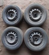 Продам комплект колес 14