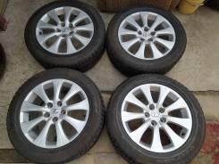 Комплект колес 225/55/17 Lexus бесплатная доставка до ТК